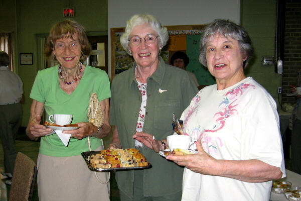 UCW Coffee Party 2005