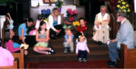 Easter Family Service 2006