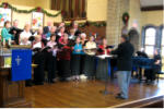 Octet Plus Christmas Concert at Summerlea 4 Dec 2011