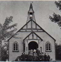 The church at 90, 51st Ave. ca 1949